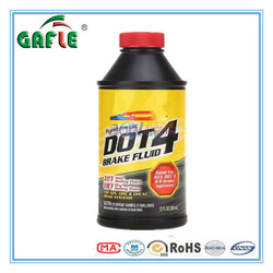 high quality super brake fluid dot4 made in china