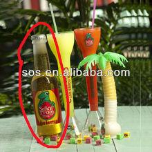 Plastic Bottle Beer Yard Cup
