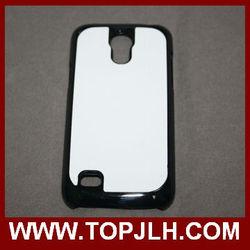 galaxy s4 mini plastic case with aluminum insert