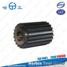 Involute Spline Hob, HSS m2, module1.25, China manufacture