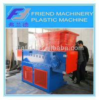 hard plastic/rubber/wood shredder machine for pump/block