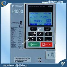 yaskawa high quality inverter 220kw price 400v H1000 series HB4A0003