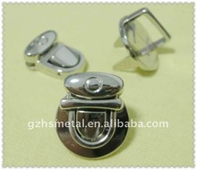 Bags parts hot selling metal round mini luggage lock