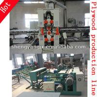 Plywood making machine/plywood chair press machine/hpl hot press machine