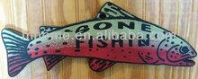 European decorative fish shape craft