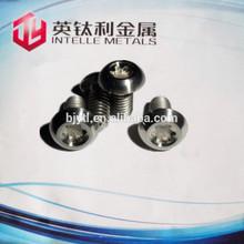Titanium Bolts M5x12mm for Bottle Cage Torx Head GR5