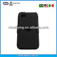 plastic clip hard shell case for blackberry q5