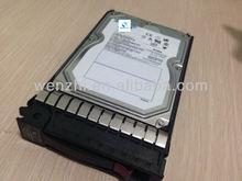 Server HDD 652615-B21 653951-001 450GB 6G SAS 15K rpm LFF (3.5-inch) SC Enterprise, for Proliant Sever G8 series