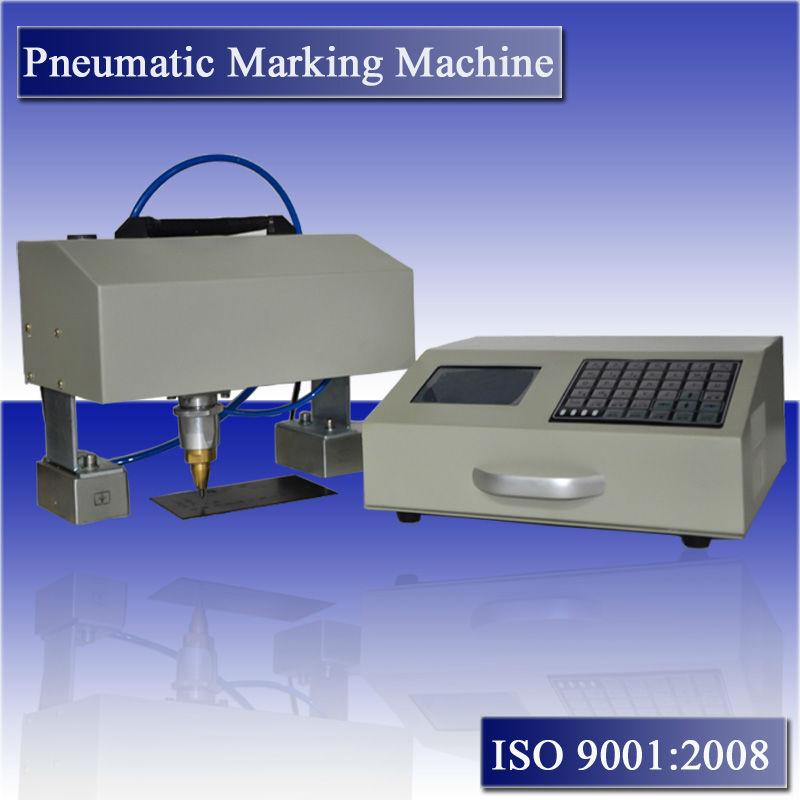 Dot peen handheld intelligent control marking machine