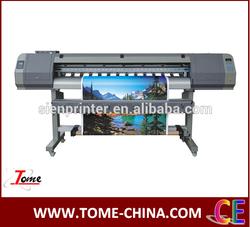 2015 alibaba china supplier dx5 head Eco solvent printer