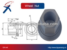 truck wheel nut in high strength