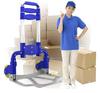 Neptune Travel Smart Compact Folding Heavy-Duty Multi-Use Luggage Cart