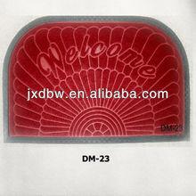 Anti Slip Mat Modern Round Rug Doormat