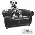 2014 venda quente sofá cama de luxo para animais de estimação do cão camas