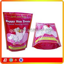 Plastic bag for chicken food bag