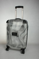 ABS PC material matching color spare parts 3 pieces Trolley case