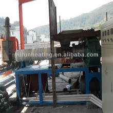 factory supply induction heating for plastic extrusion machine