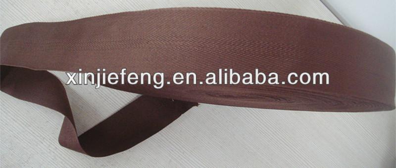 100% Cotton Herringbone Webbing Belt