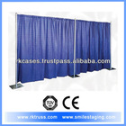 Hot sale drapery for exhibition booth