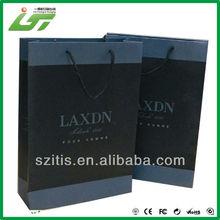 company product paper rice bag UV logo