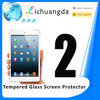 Premium tempered glass screen protector for ipad mini 2