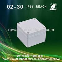 IP65 plastic waterproof enclosure for electronic