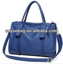 Hot sale stylish women hand bag for wholesale /shoulder bag