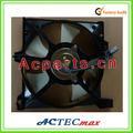 Ventilador del radiador/ventilador de enfriamiento auto/del ventilador del condensador, ventilador del motor para nissan sentra datsun b13 1.6l en 91'~ 94'