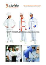 hotel staff uniform fabrics