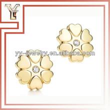 Fashion Multi Heart Shape Zing Ear