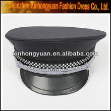 military caps mlitary visor cap security guard cap made in china