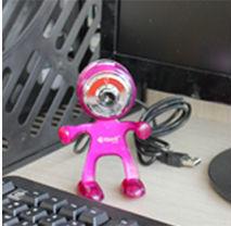 Cute Web toy cam,webcam toy design for Christmas