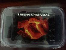 Shisha charcoal from coconut shell