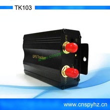 hot selling Car Tracker TK103 , car gps tracking system with cut off/resume power and oil system