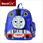 2014 Child School Bag little train cartoon shape School Backpack