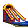 air inflation water slide inflatable pool slide