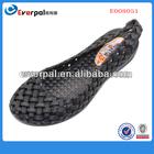 Comfort fancy pvc shoes ladies