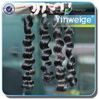 Smooth no tangle brazilian virgin hair guangzhou company