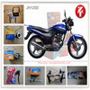 HOT!!! selling Jialing JH125 motorcycle spare parts for south America motorcycle