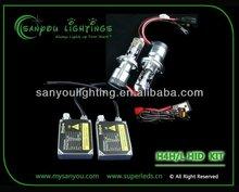 H4 HID Hi/Lo Kit 55W Headlight Replament Kit