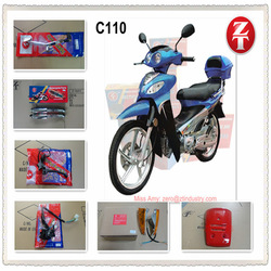 Hot!! Selling C110 motorcycle parts for South American model