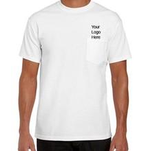 popular cool one pocket fitness mesh men custom t shirts