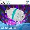 high quality rotating lighting e27 led 3w christmas bulb