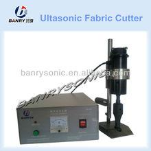 portable ultrasonic cutter ultrasonic stain umbrella fabric cutting machine