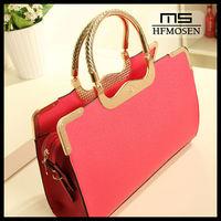 B2077 2014 new Korean-style portable Spring/summer bag PU ladies bridal handbag