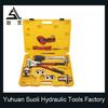 PEX-1632 pipe crimping tool kit pipe pulling tool