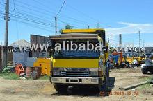 Mitsubishi 10 Wheeler Dump Truck