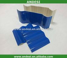 pvc corrugato di plastica di copertura