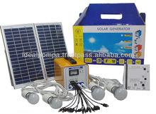 Portable Solar Light System - SHS 1212