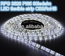 super brigetness 12V 30leds cool white 5050 ul listed led strip for street lighting